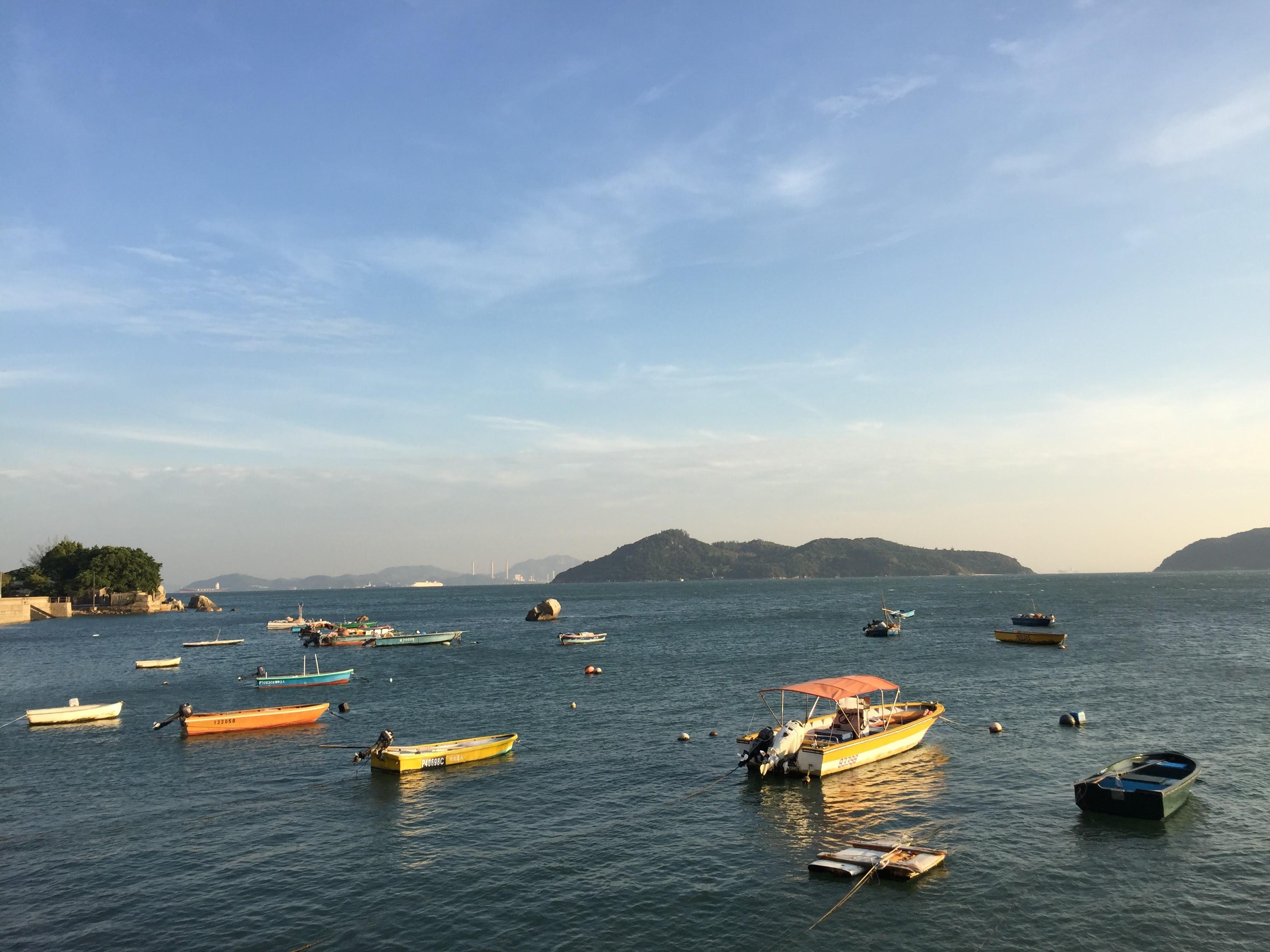 Peng Chau, Hong Kong